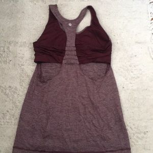 Lululemon workout tank!
